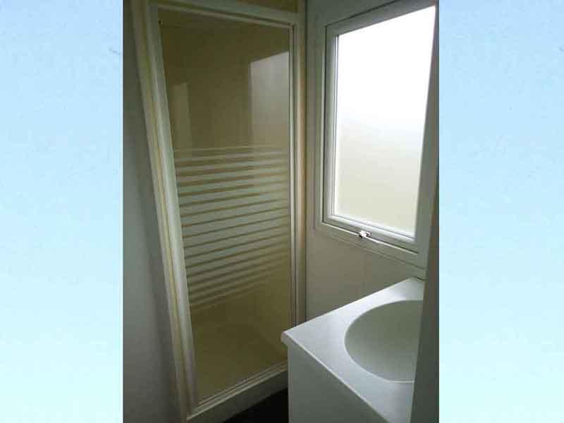 Mobil-home - Salle de bain
