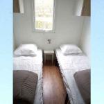 Mobil-home - Chambre 2 lits