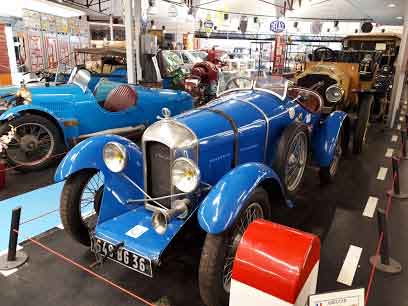 Musée de l'automobile
