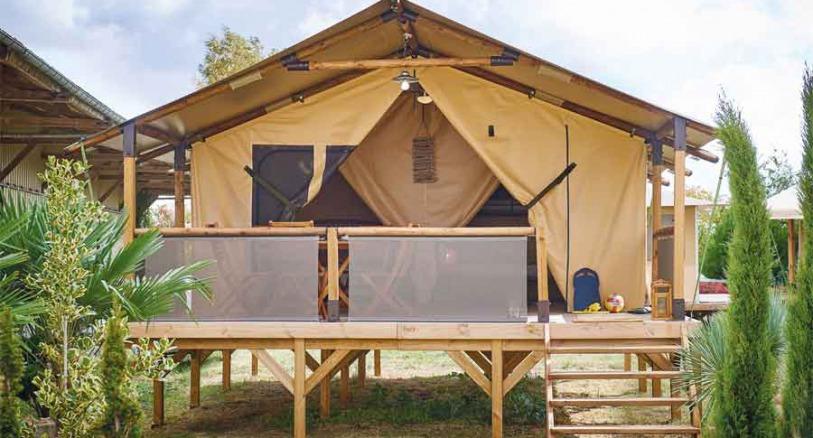 Lodge - Façade